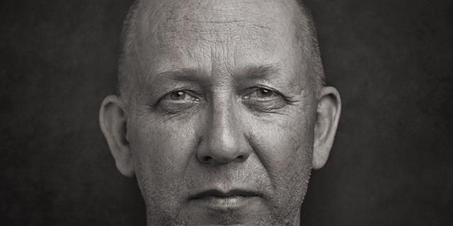 Ernst Reijseger door Krijn Noordhuis fotograaf