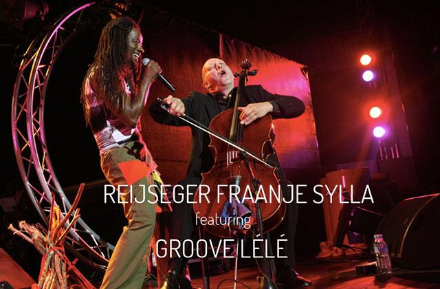 Groove Lélé muziek en dans van het eiland La Réunion