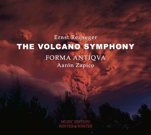 2016 – The Volcano Symphony Ernst Reijseger